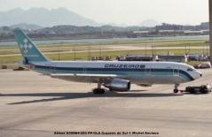 064 Airbus A300B4-203 PP-CLA Cruzeiro do Sul © Michel Anciaux