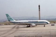 065 Airbus A300B4-203 PP-CLB Cruzeiro do Sul © Michel Anciaux