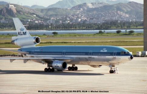 077 McDonnell Douglas DC-10-30 PH-DTL KLM © Michel Anciaux