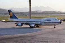 078 Boeing 747-230BSF D-ABYY Lufthansa © Michel Anciaux