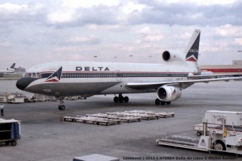 530 Lockheed L-1011-1 N709DA Delta Air Lines © Michel Anciaux