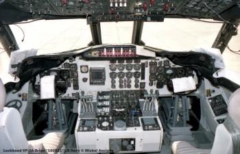 568 Lockheed VP-3A Orion ''150511'' US Navy © Michel Anciaux