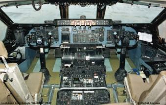 588 Lockheed C-5A Galaxy ''68-0220'' USAF © Michel Anciaux
