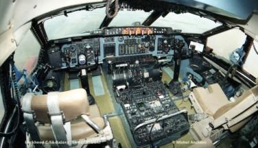 591 Lockheed C-5A Galaxy ''68-0220'' USAF © Michel Anciaux