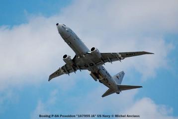 782 Boeing P-8A Poseidon ''167955 JA'' US Navy © Michel Anciaux