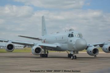 DSC_0235 Kawasaki P-1 ''5508'' JMSDF © Michel Anciaux