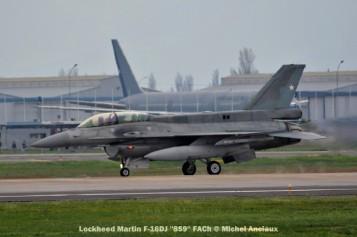 DSC_0610 Lockheed Martin F-16DJ ''859'' FACh © Michel Anciaux