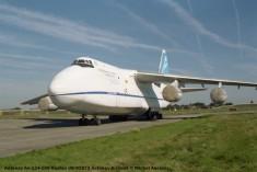 img452 Antonov An-124-100 Ruslan UR-82073 Antonov Airlines © Michel Anciaux