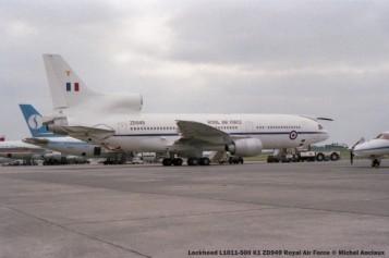 img467 Lockheed L1011-500 K1 ZD949 Royal Air Force © Michel Anciaux
