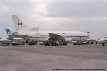 img467 Lockheed L1011-500 K1 ZD949 Royal Air Force © Michel Anciaux
