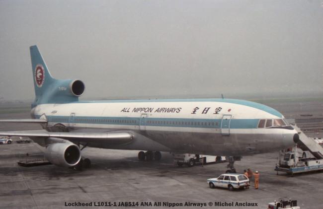 img498 Lockheed L1011-1 JA8514 ANA All Nippon Airways © Michel Anciaux