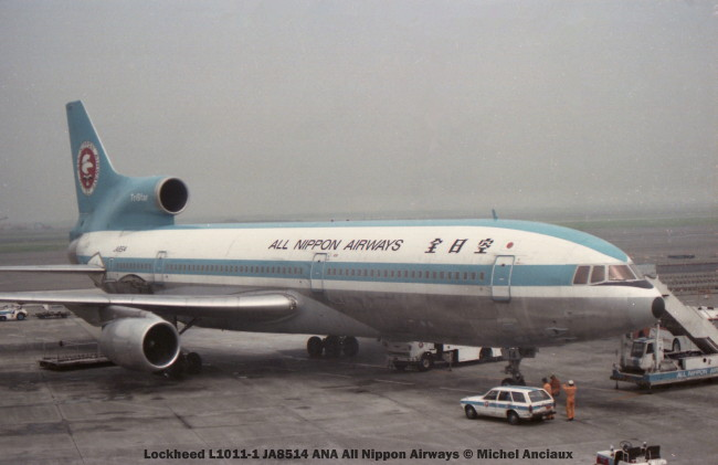 img498 Lockheed L1011-1 JA8514 ANA All Nippon Airways © Michel Anciaux