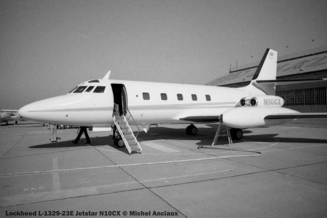 img546 Lockheed L-1329-23E Jetstar N10CX © Michel Anciaux