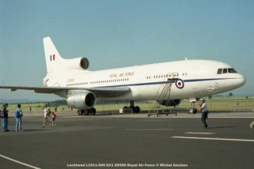 img579 Lockheed L1011-500 KC1 ZD950 Royal Air Force © Michel Anciaux