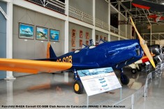 005 Fairchild M-62A Cornell CC-SQB Club Aereo de Curacautin (MNAE) © Michel Anciaux