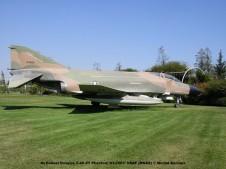 016 McDonnel Douglas F-4C-21 Phantom '63-7683' USAF (MNAE) © Michel Anciaux