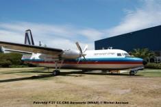 017 Fairchild F-27 CC-CBS Aeronorte (MNAE) © Michel Anciaux