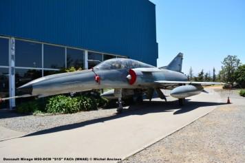 020 Dassault Mirage M50-DCM ''515'' FACh (MNAE) © Michel Anciaux
