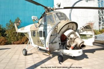 036 Sikorsky S-55 ''H-55'' FACH (MNAE) © Michel Anciaux