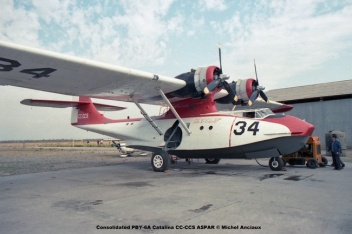 1406 Consolidated PBY-6A Catalina CC-CCS ASPAR © Michel Anciaux
