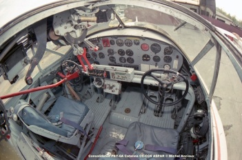 1408 Consolidated PBY-6A Catalina CC-CCS ASPAR © Michel Anciaux
