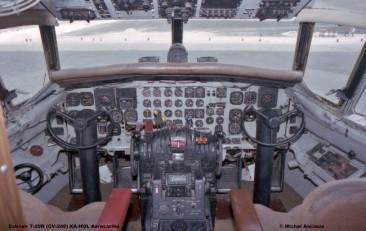 615 Convair T-29B (CV-240) XA-HUL Aerocaribe © Michel Anciaux