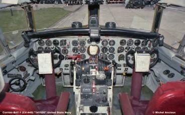 623 Convair R4Y-1 (CV-440) ''141020'' United State Navy © Michel Anciaux
