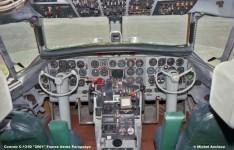 628 Convair C-131D ''2001'' Fuerza Aerea Paraguaya © Michel Anciaux