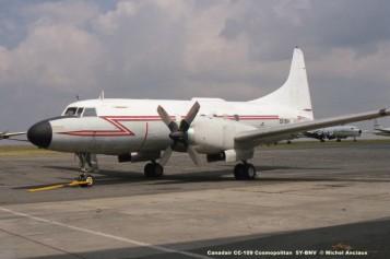 648 Canadair CC-109 Cosmopolitan 5Y-BNV © Michel Anciaux