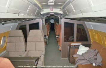 648 Convair 880-22M-22 N4339D General Dynamics Corporation © Michel Anciaux