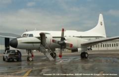 651 Canadair CC-109 Cosmopolitan 9XR-NC Central Air Cargo © Michel Anciaux