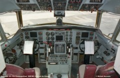 652 Canadair CC-109 Cosmopolitan 9XR-NC Central Air Cargo © Michel Anciaux