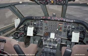 652 Convair CV-990-30A-6 Coronado EC-CNF Spantax © Michel Anciaux