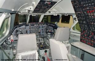 653 Convair 880-22-1 ex N871TW TWA ,prototype CV-880 © Michel Anciaux