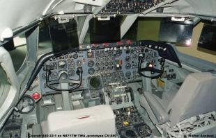 659 Convair 880-22-1 ex N871TW TWA ,prototype CV-880 © Michel Anciaux