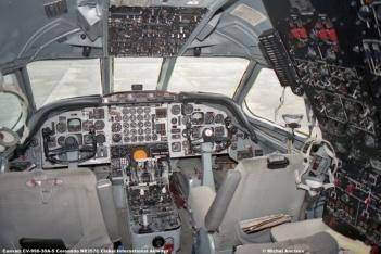 665 Convair CV-990-30A-5 Coronado N8357C Ciskei International Airways © Michel Anciaux