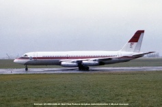 678 Convair CV-880-22M-21 N42 FAA Federal Aviation Administration © Michel Anciaux