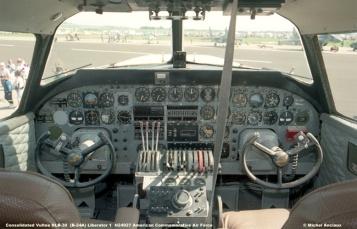 709 Consolidated Vultee RLB-30 (B-24A) Liberator 1 N24927 American Commemorative Air Force © Michel Anciaux