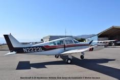 DSC_0007 Beechcraft C-23 Sundowner N2223L Club Aereo de Curacautin © Michel Anciaux