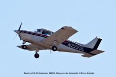 DSC_0052 Beechcraft C-23 Sundowner N2223L Club Aereo de Curacautin © Michel Anciaux