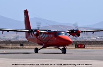 DSC_0098 De Havilland Canada DHC-6-300 Twin Otter VH-FBL British Antartic Survey © Michel Anciaux