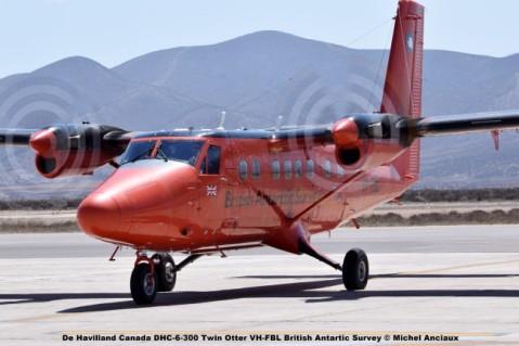 DSC_0107 De Havilland Canada DHC-6-300 Twin Otter VH-FBL British Antartic Survey © Michel Anciaux