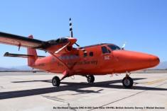 DSC_0127 De Havilland Canada DHC-6-300 Twin Otter VH-FBL British Antartic Survey © Michel Anciaux