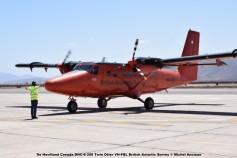 DSC_0138 De Havilland Canada DHC-6-300 Twin Otter VH-FBL British Antartic Survey © Michel Anciaux