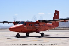 DSC_0151 De Havilland Canada DHC-6-300 Twin Otter VH-FBL British Antartic Survey © Michel Anciaux
