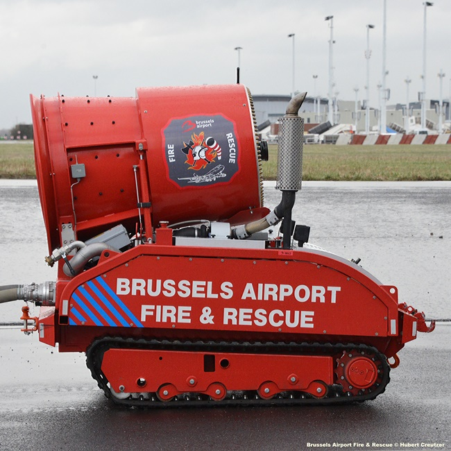 DSC_1 Brussels Airport Fire & Rescue © Hubert Creutzer