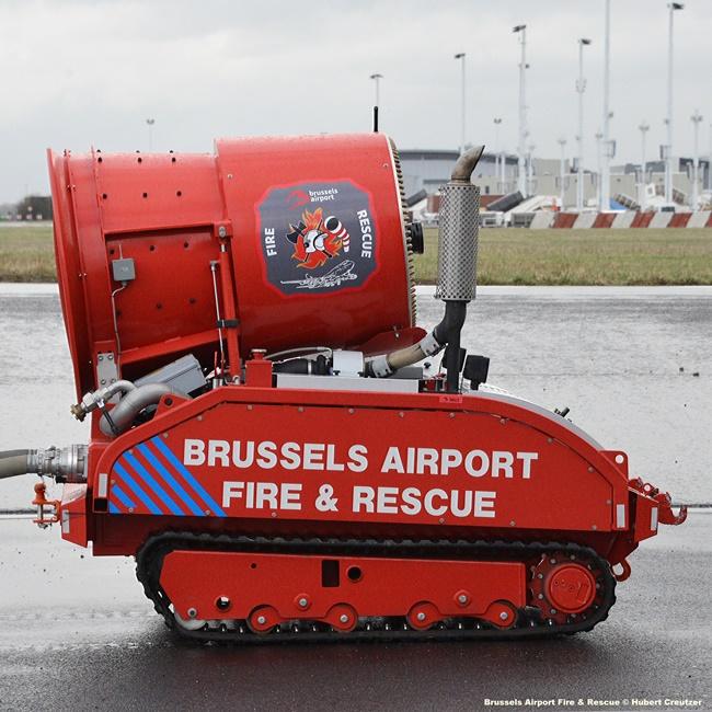 DSC_1 Brussels Airport Fire & Rescue © Hubert Creutzer