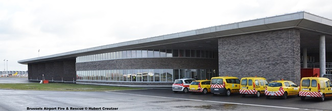 DSC_10 Brussels Airport Fire & Rescue © Hubert Creutzer