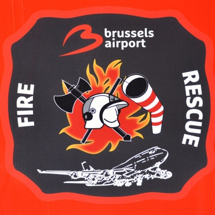 DSC_3 Brussels Airport Fire & Rescue © Hubert Creutzer