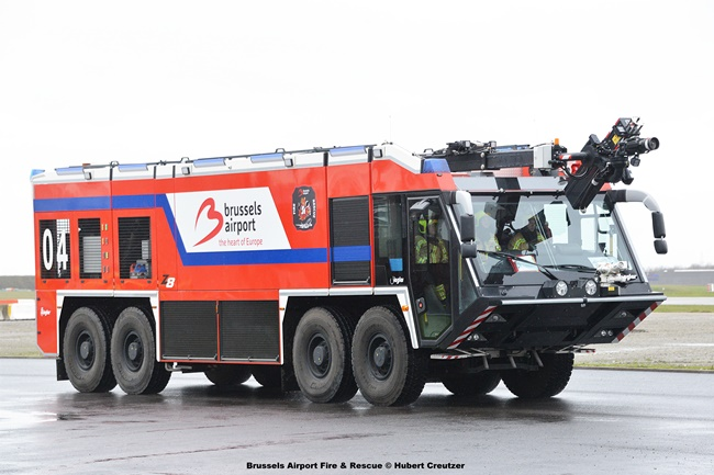DSC_7375 Brussels Airport Fire & Rescue © Hubert Creutzer